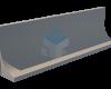 Sleufsilowand TDB-LR 1200 feedwall silowanden sleufsilowanden keerwanden