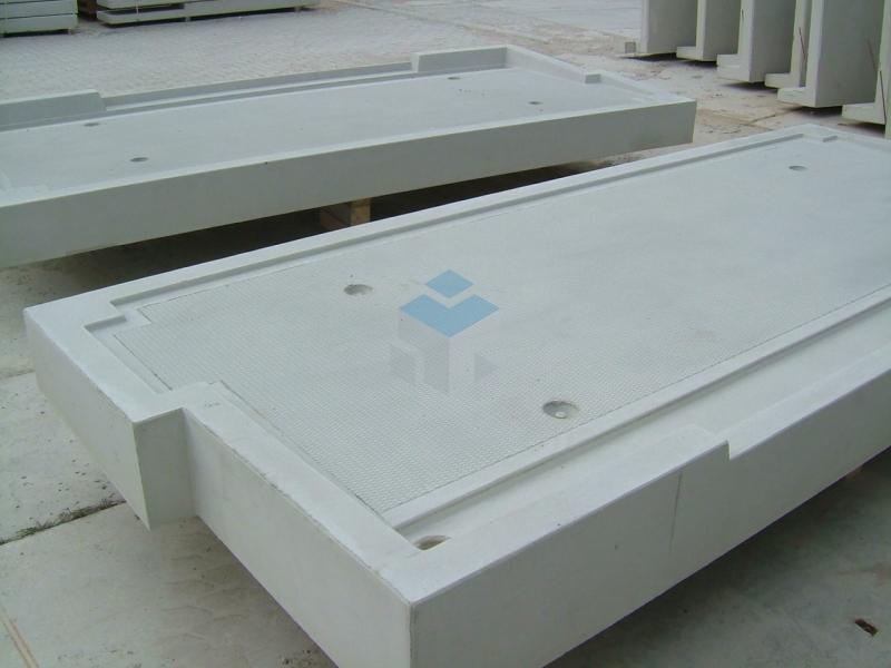 Prefab balkonplaat