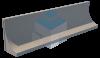 sleufsilowand TDB-LR 1000