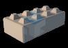 stapelblok TDB-SC 1600x800x400