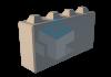 stapelblok TDB-SC 1.600x400x800