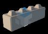 stapelblok TDB-SC 1.600x400x400