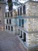 project; Katwijk  urnmuren