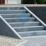 Trapbomen betontrappen betonnen zijwanden stapeltrappen trappen